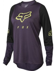 WMNS DEFEND LS JERSEY