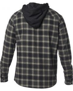 AVALON HOODED FLANNEL