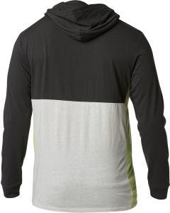 NON STOP HOODED LS KNIT