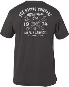 WRENCHED PCKT SS PREMIUM TEE